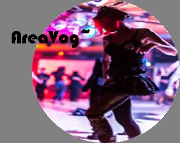 Danse en ligne urbaine